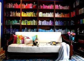 Colourful books