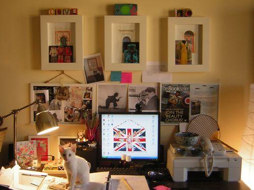 Where I write 2
