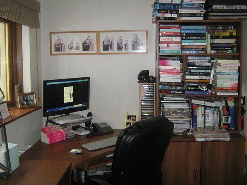 Shari's Office