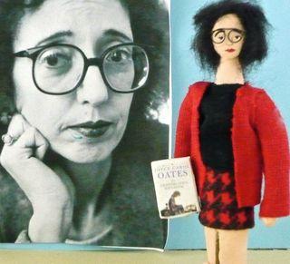 Joyce Carol Oates Doll