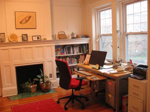 Daphne's office