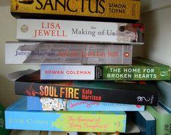 Fiction pile