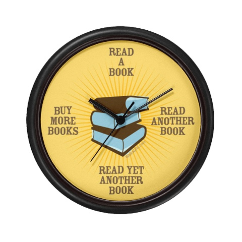 Readabookclock