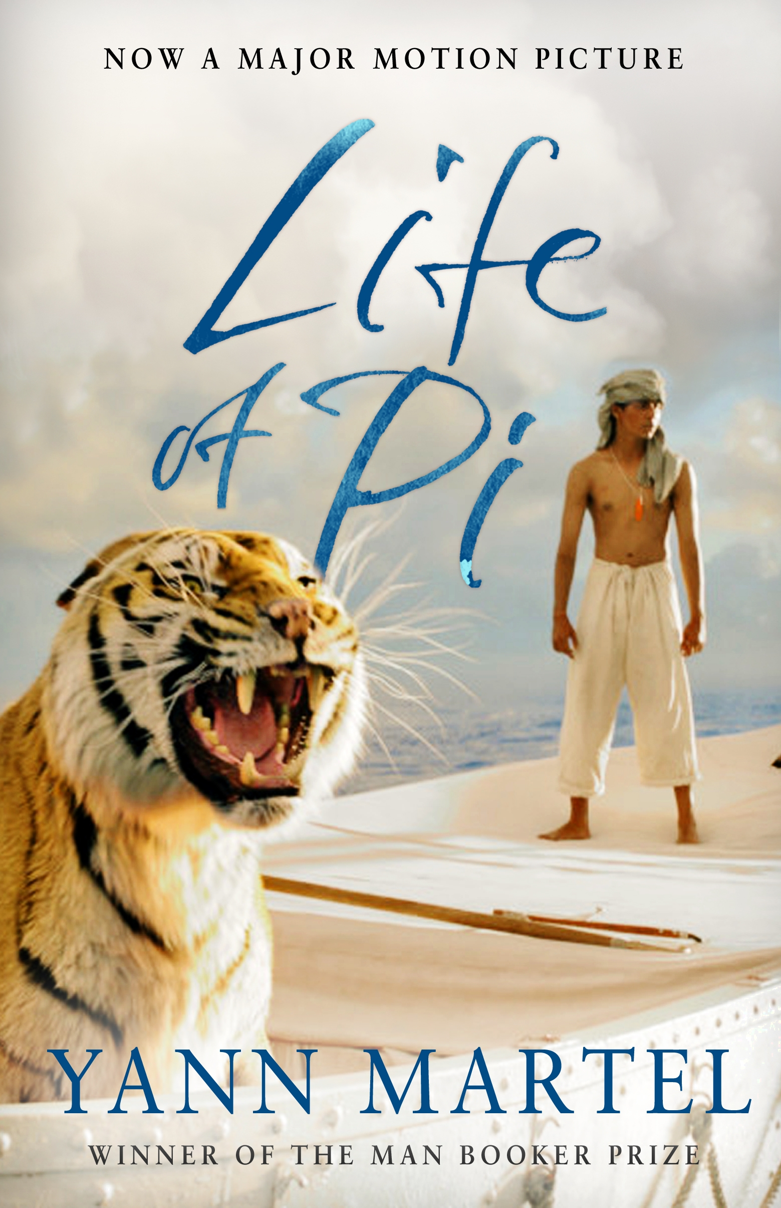 Image result for the life of pi book