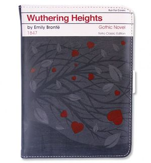 Wuthering heights kindle cover