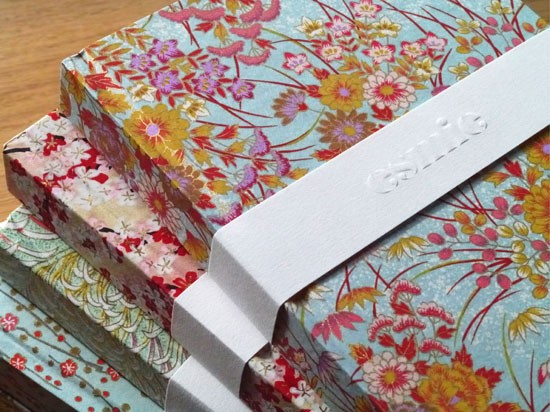 Japanese Notebook Paper Five Pretty Notebooks ...