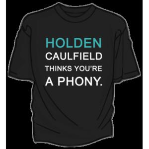 Holdencaulfield tshirt