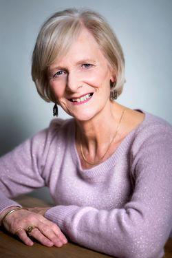 Anne O'Brien Author Photo