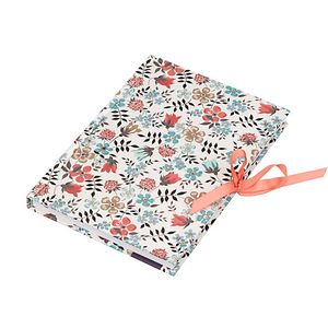 Libertyfloral notebook