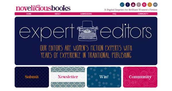 Noveliciousbookswebsite