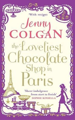 Jenny colgan the loveliest chocolate shop in paris