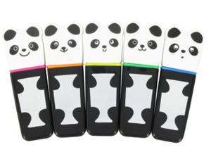 Panda highlighters