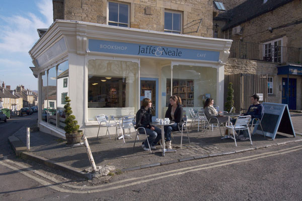 Jaffe Neale Bookshop