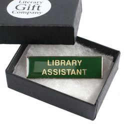 Library Assistant Badge