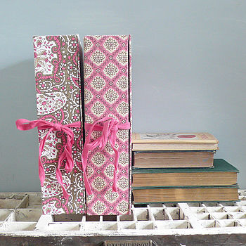 Five Great Ways To Store Your Writerly Bits And Bobs