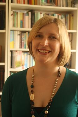 Helen Chandler author photo