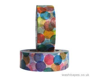 Spotty washi tape