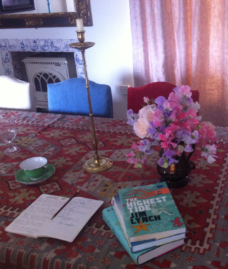My Writing Room by Eva Rice