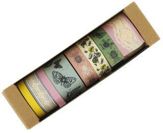 Secret Garden Washi Tape
