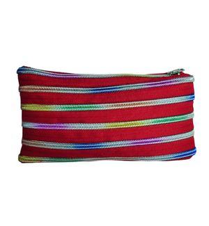 Rainbow zip case