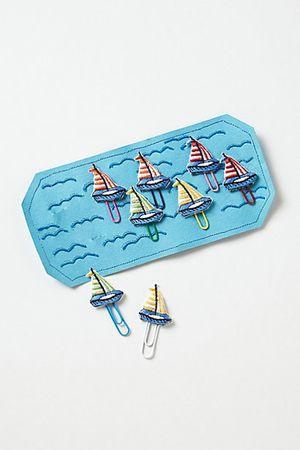 Sailboat clips