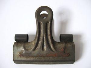 Antique clip