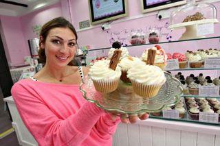 Luisa Zissman Cupcakery