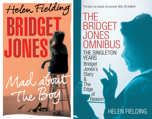 Bridget Jones Mad About the Boy by Helen Fielding