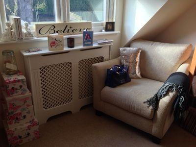Alexandra Brown's Reading Chair