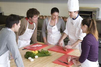 Leiths School of Food and Wine Cooking Class