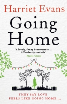 Christmas Pudding from Going Home by Harriet Evans