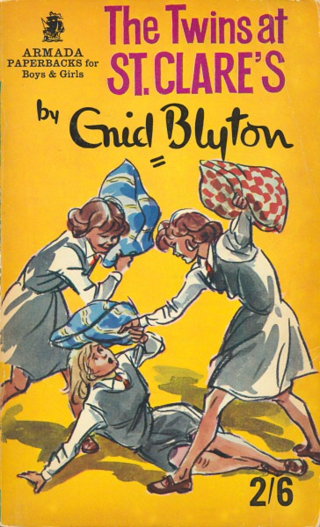 St. Clare's by Enid Blyton
