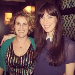 Cesca Meets Joanna Rees