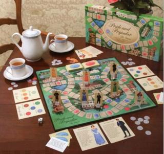 Pride and Prejudice Board Game