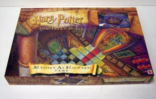 Mystery at Hogwarts