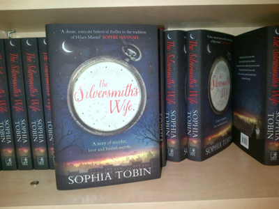 Finished Copies of The Silversmith's Wife