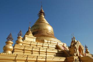 Mandalay's Kuthodaw Pagoda