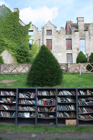 Hay-on-Wye Book Festival by Kyle Taylor