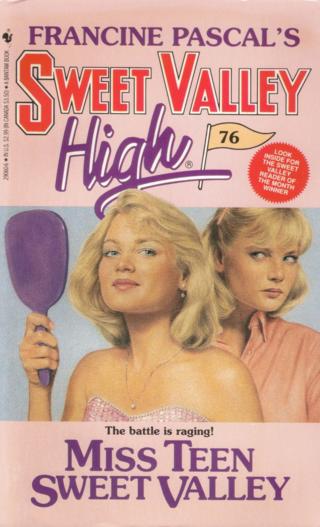 Miss Teen Sweet Valley High