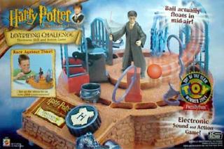 Harry Potter's Levitating Challenge