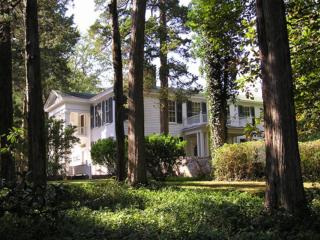 Rowan Oak in Mississippi by Wescbell
