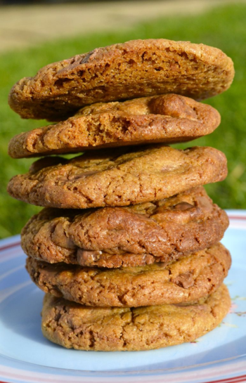 Chocolate Chip Cookies from Scruples by Judith Krantz