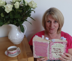 Meet Cathy Bramley at the Cupcake Cafe