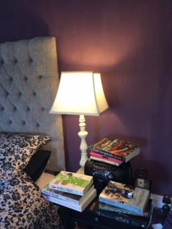 Margaret's Bedside Table