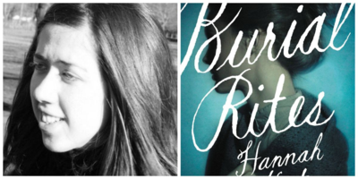 Burial Rights by Hannah Kent