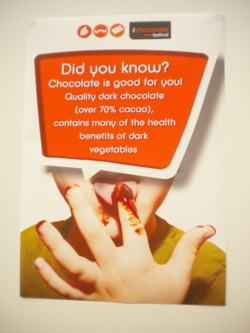 Chocolate Facts from Carole Matthews