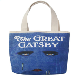 The Great Gatsby Tote Bag from Bookish England