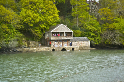 Boat House from Dead Man's Folly