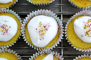 Fairy Cakes from A Little Love by Amanda Prowse