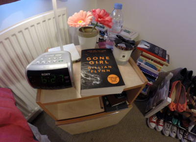 Julie's Bedside Table